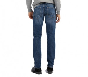 Herr byxor jeans Mustang  Chicago Tapered   1008742-5000-803