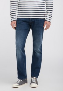 Herr byxor jeans Mustang Michigan Straight  1007686-5000-782